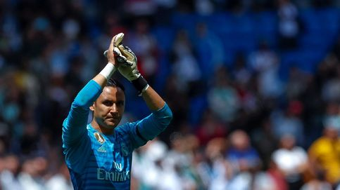 Las exigencias económicas de Keylor Navas al Real Madrid que suenan a 'venganza'