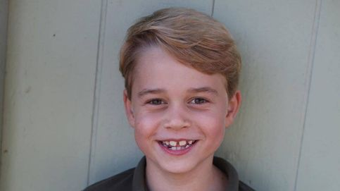El príncipe George cumple 7 años: sus nuevas fotos con un polo de Mango de 6€