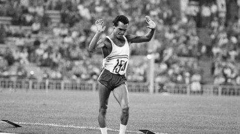 Muere en la pobreza Jordi Llopart, el atleta maltratado por dedicar su medalla a España