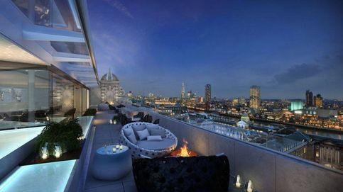 STK y Radio Me The Roof: cena y copas con las mejores vistas de Londres
