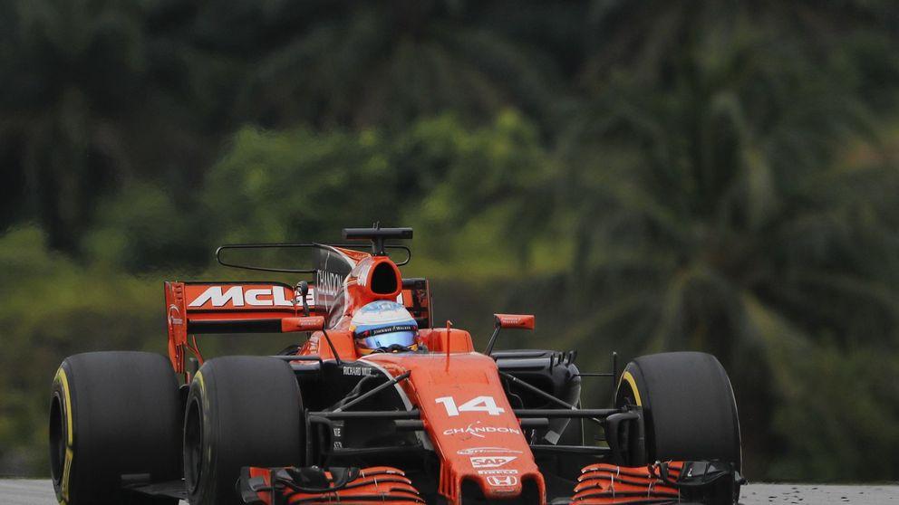 Alonso y McLaren: la última oportunidad para salvar la cara de Honda en Japón