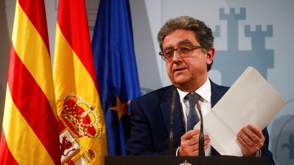 Foto: El delegado del Gobierno en Cataluña, Enric Millo. (EFE)