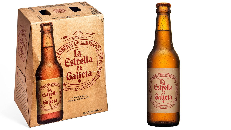 Foto: Esta cerveza, homenaje a fundador de la marca, tiene un color dorado muy brillante.