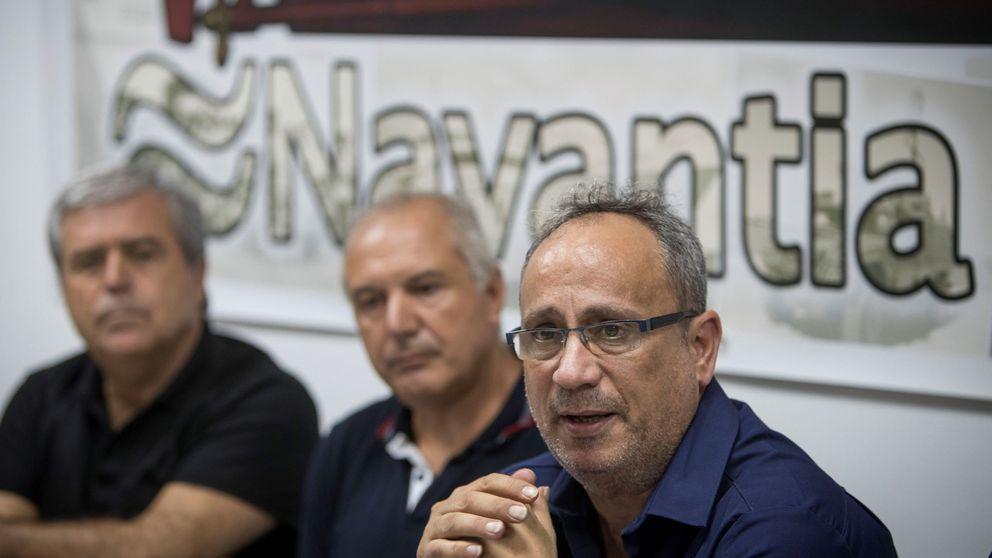 Navantia reanuda el día 19 la negociación del plan estratégico con los sindicatos