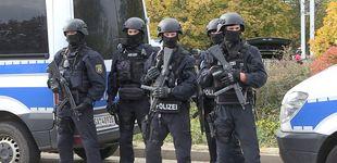 Post de Al menos dos muertos en un tiroteo junto a una sinagoga y un local turco en Alemania