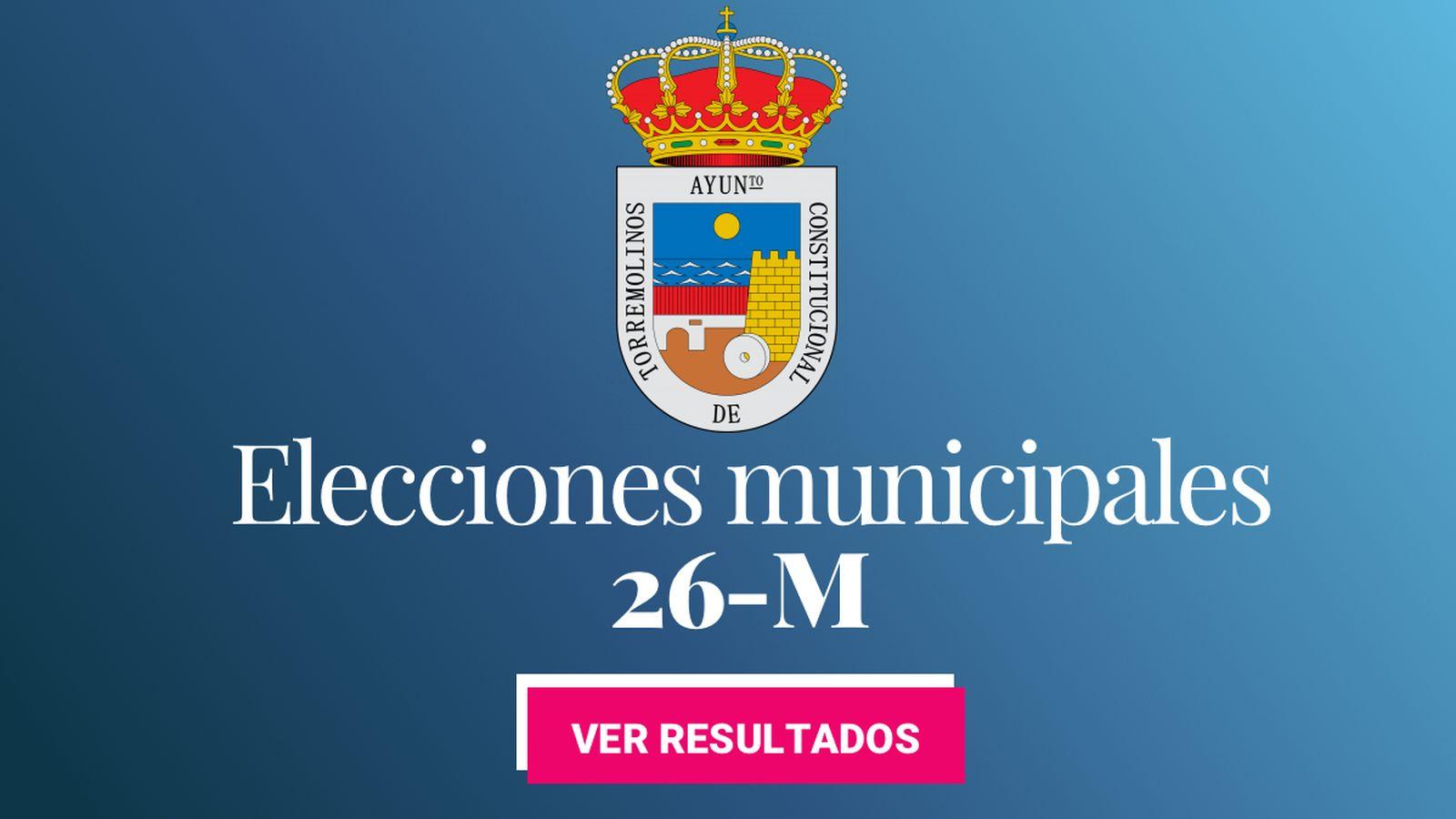 Foto: Elecciones municipales 2019 en Torremolinos. (C.C./EC)