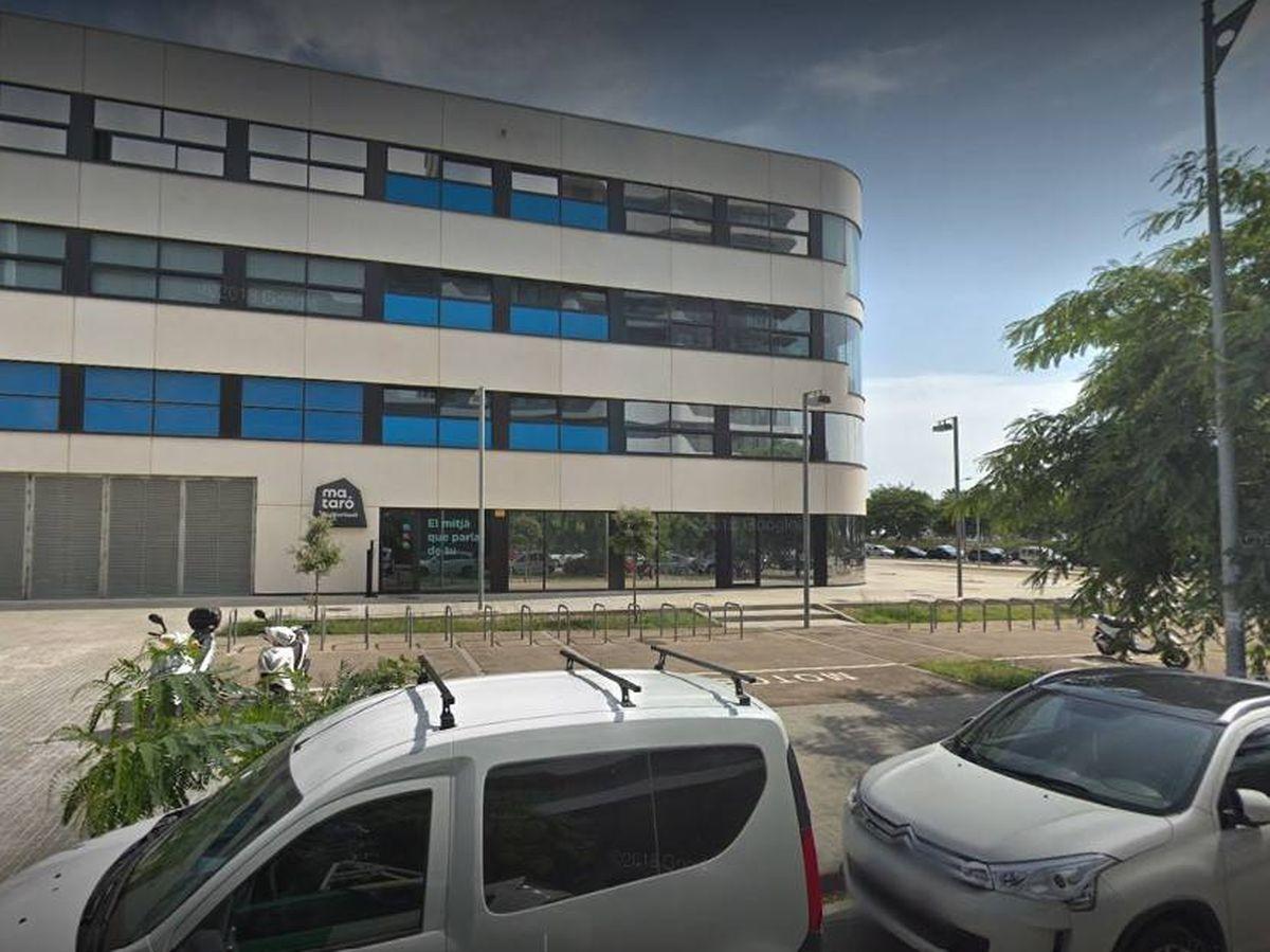 Foto: El profesor, del centro TecnoCampus de Mataró, ya ha sido expulsado. Foto: Google Maps