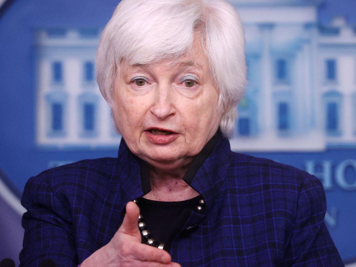 Foto: il segretario al Tesoro, Janet Yellen, è stato uno dei principali promotori.  (Reuters)