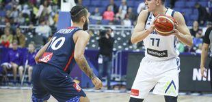 Post de Doncic ya habla del 'draft':