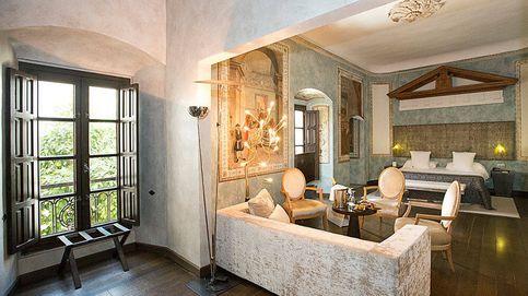 Cuatro hoteles como el palacio de Liria (o casi) en los que dormirás como... un duque