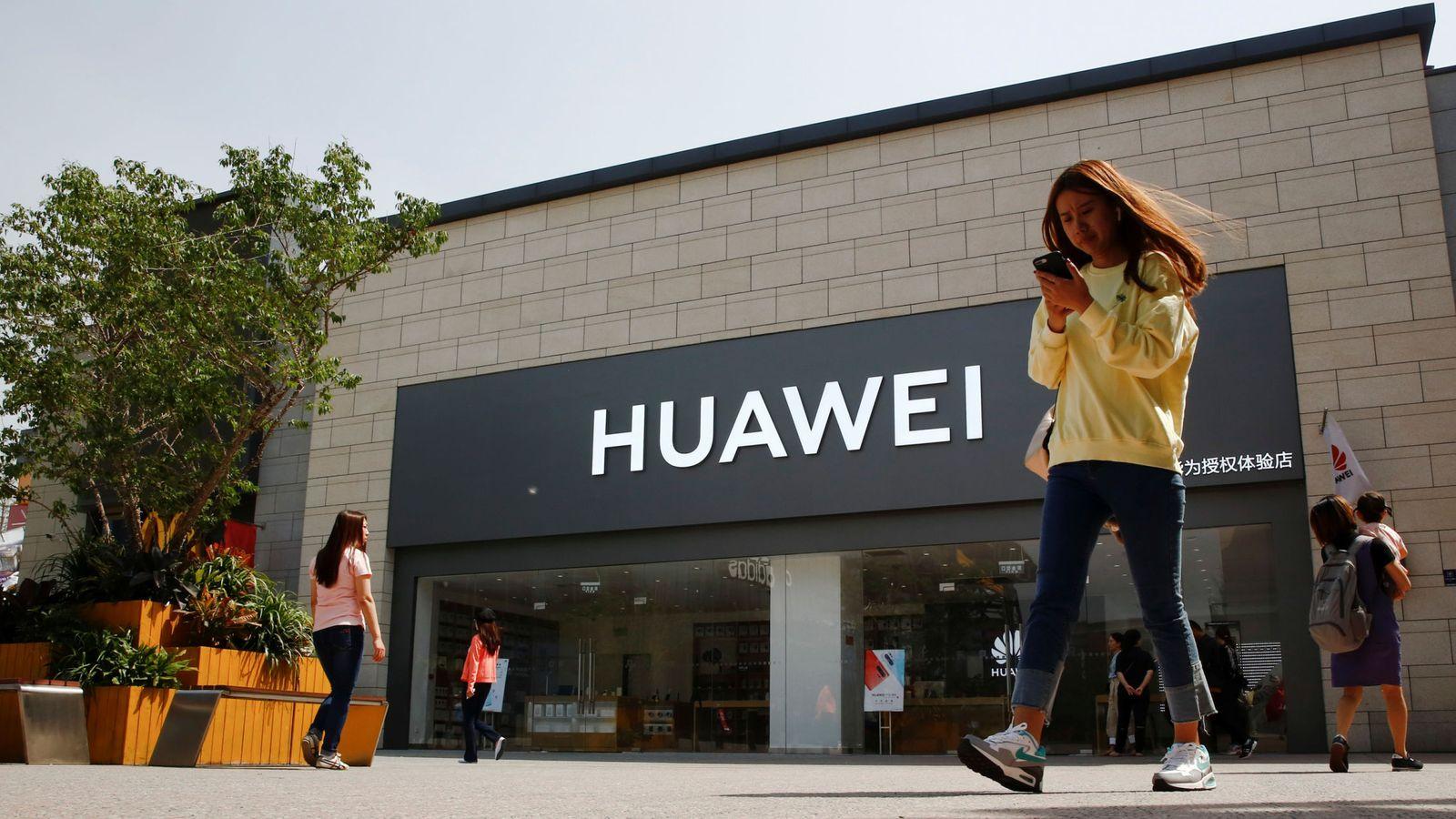 ¿Qué pasará con los celulares Huawei en México?