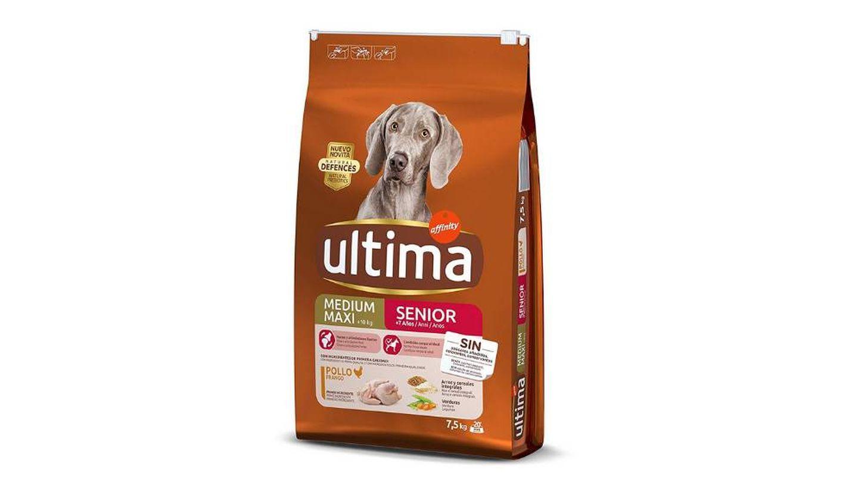 Ultima Medium/Maxi Senior, pienso para perros