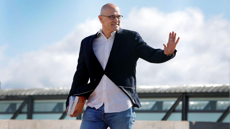 Romeva sale de la cárcel de Lledoners para trabajar en una asociación privada