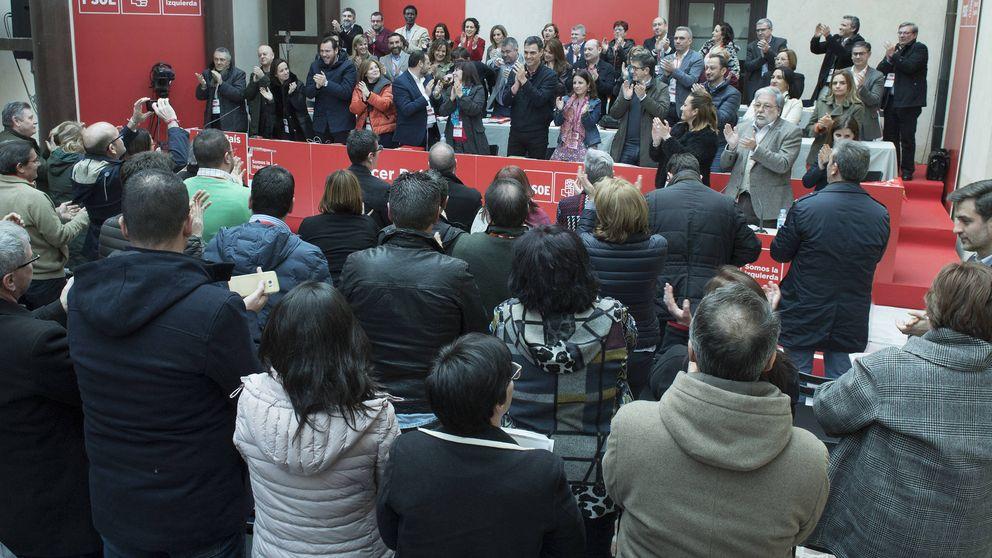 Sánchez se acoraza ante el malestar de los barones y lanza al PSOE a elecciones
