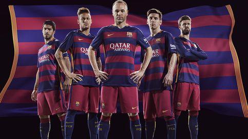 El FC Barcelona se vuelve horizontal: cambio radical en las nuevas camisetas