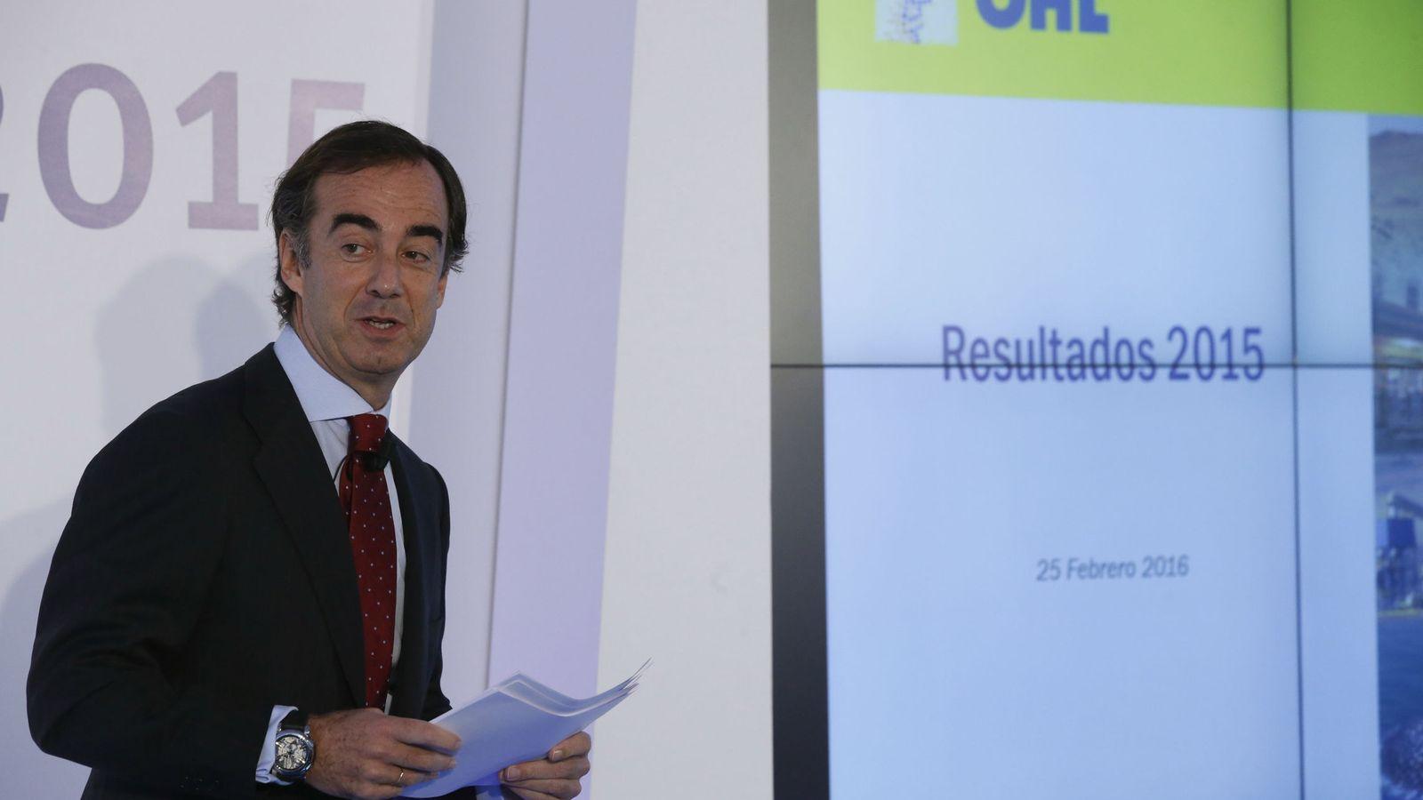 Foto: El presidente de OHL, Juan Villar-Mir de Fuentes (Efe)