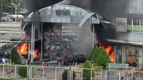 Al menos 40 heridos en un atentado en el sur de Tailandia