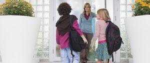Foto: La custodia compartida genera en los 'niños maleta' inseguridad y sufrimiento