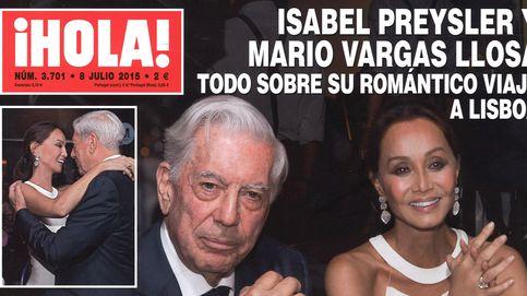 Las revistas de los miércoles: Preysler y Vargas Llosa ya venden exclusivas juntos
