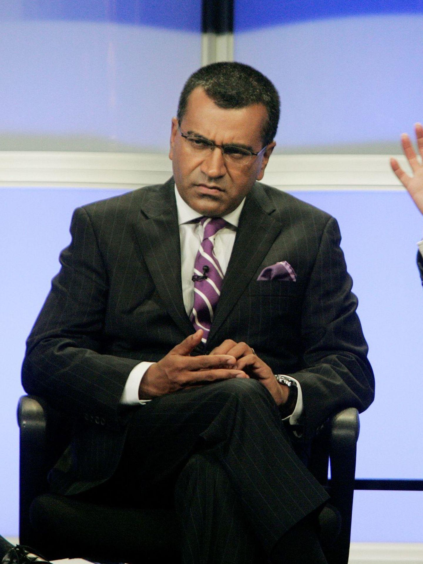 Martin Bashir, en un debate televisivo en el año 2007. (Reuters)