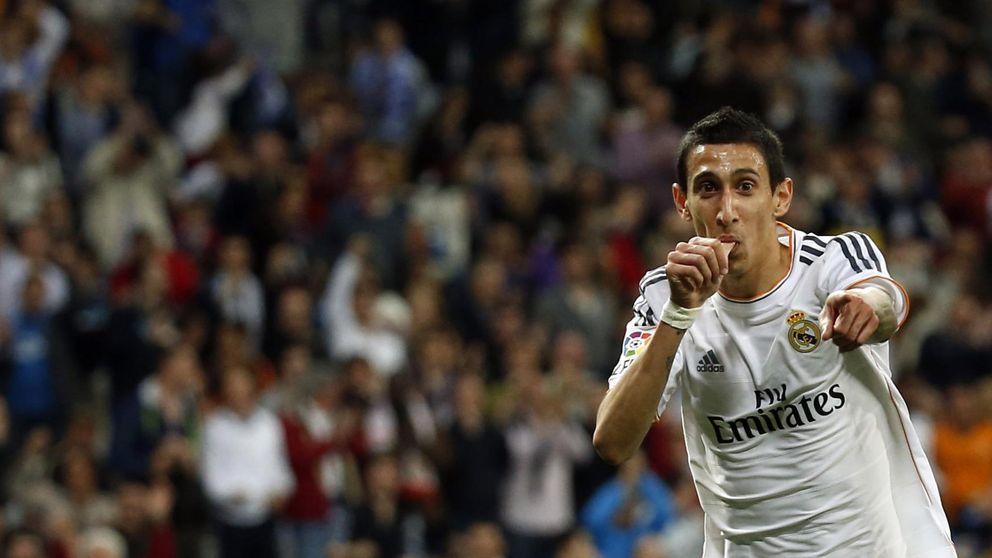 Acuerdo 'PSG-Di María'; el Madrid exige 60 millones para dejarle salir