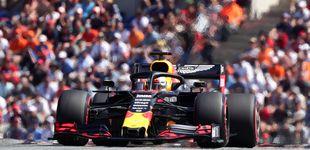 Post de Cómo Verstappen aprovechó a la perfección un nuevo regalo de Ferrari
