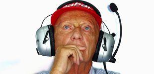 Post de Niki Lauda: Ibiza, el discreto refugio del piloto tras sus catástrofes personales