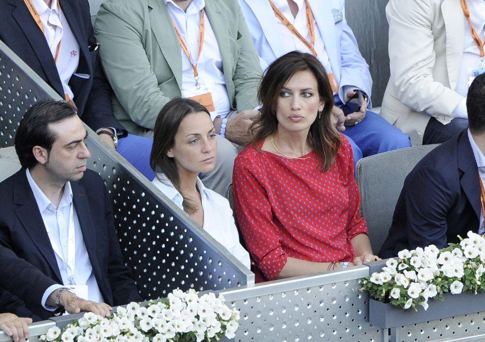 Por En El Famosos Open La Madrid Pasión Tenis Los Su Muestran Mutua gwO6Wq6I