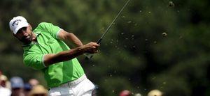 Álvaro Quirós y Tiger Woods, pesadillas para el dominante Rory McIlroy