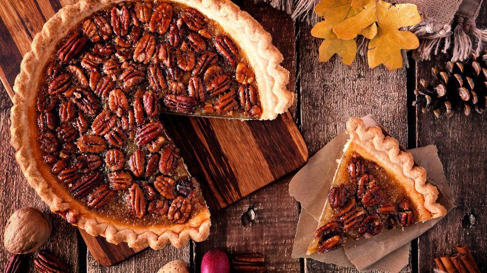 'Pecan pie': la tarta que pone el sabor a las fiestas estadounidenses