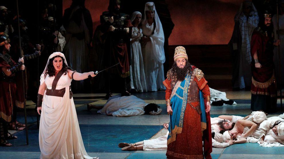 La Zarzuela cancela el concierto de Plácido Domingo en solidaridad con las mujeres