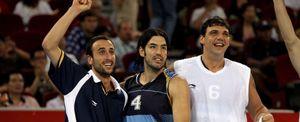 Argentina cambia el oro por el bronce en la canasta