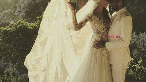 Dani Alves y Joana se casan 'a escondidas' en una boda 'búnker' en Ibiza