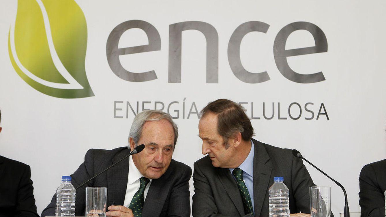 Ence suspende el contrato de liquidez con BVC Gaesco Beka para ampliar sus recursos