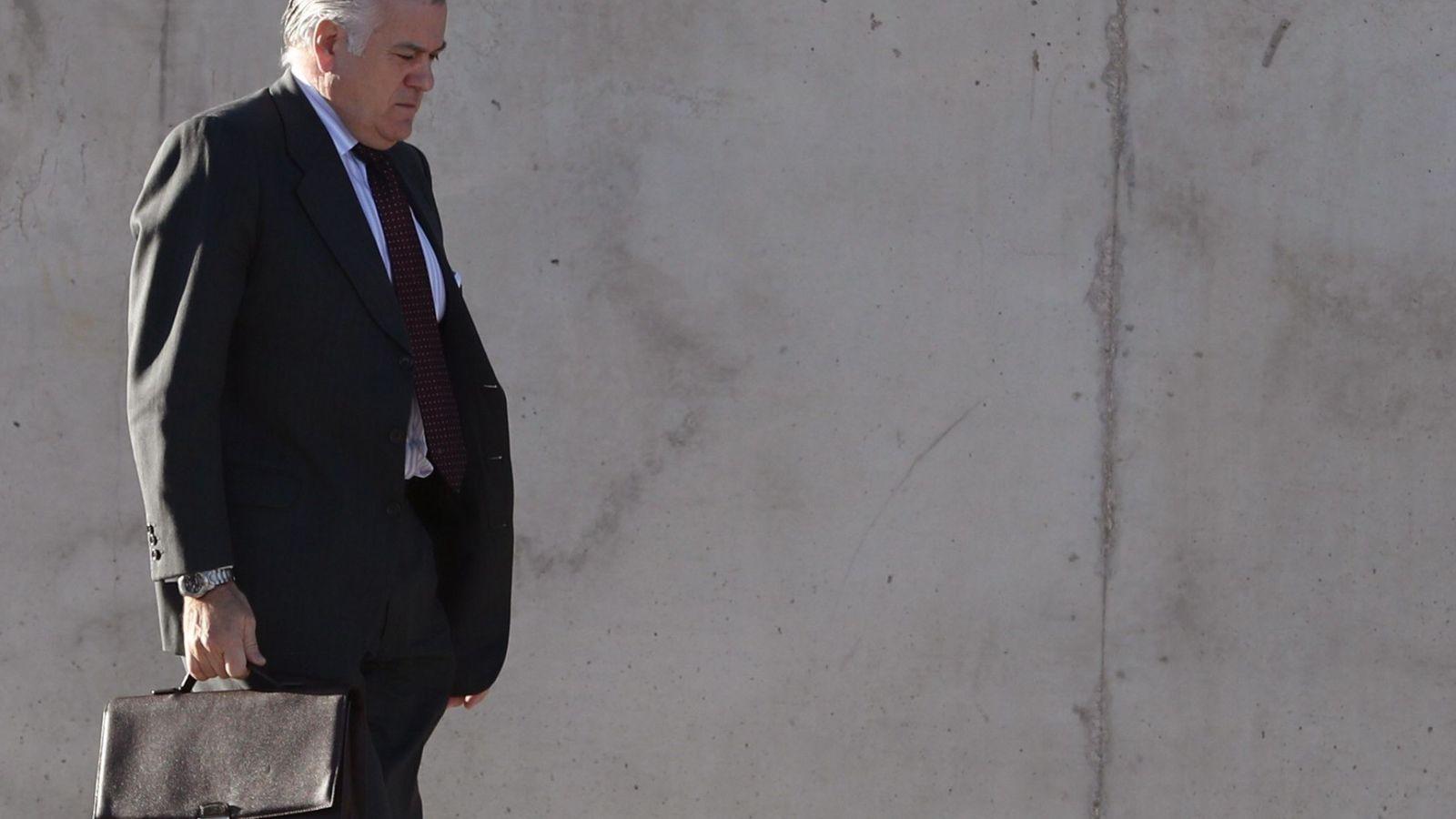 Foto: El extesorero del PP Luis Bárcenas. (EFE)
