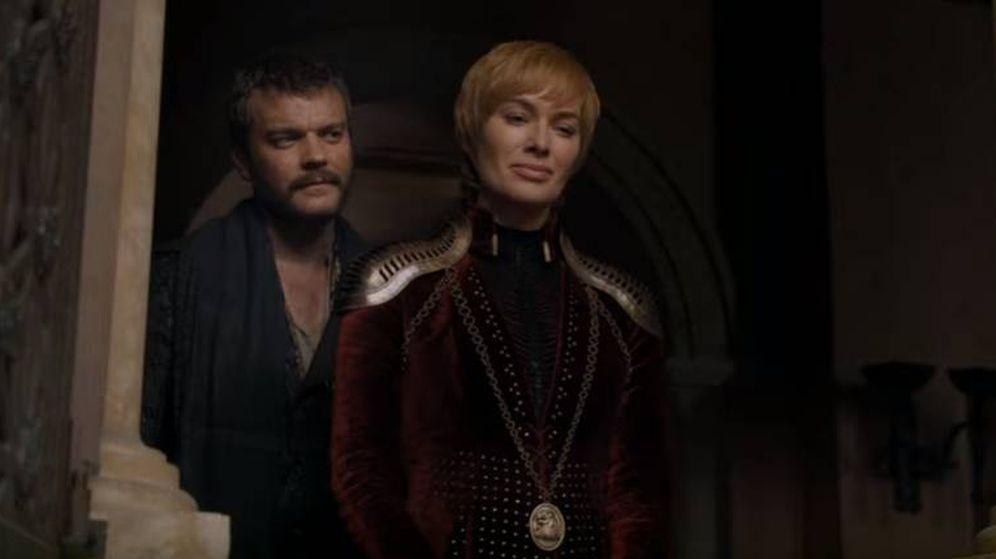 Foto: Cersei Lannister y Euron Greyjoy en 'Juego de Tronos'. (HBO)