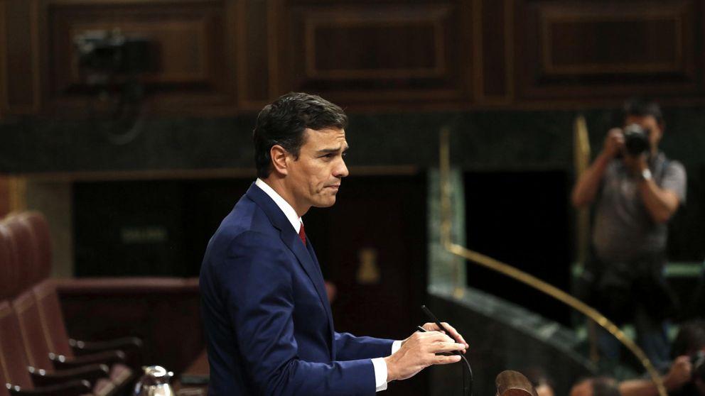 Pedro Sánchez: Rajoy es el peligro para la recuperación de España