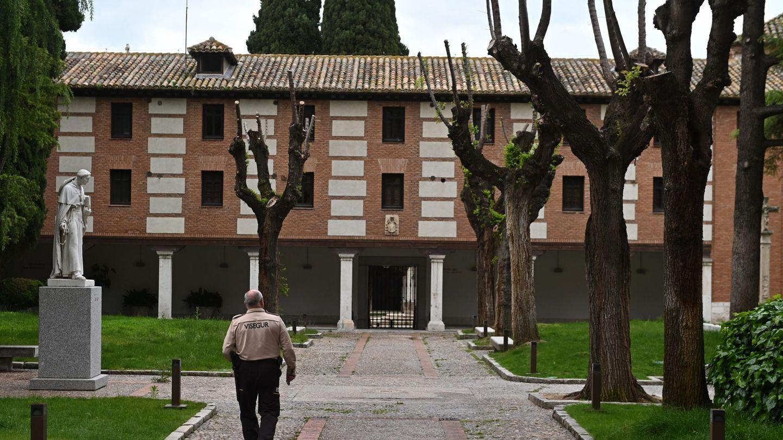 Paraninfo de la Universidad de Alcalá. (EFE)