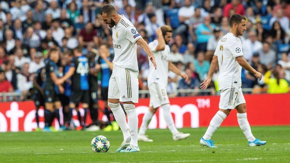 Siete claves para entender las dos caras del Real Madrid o por qué le pintan la cara