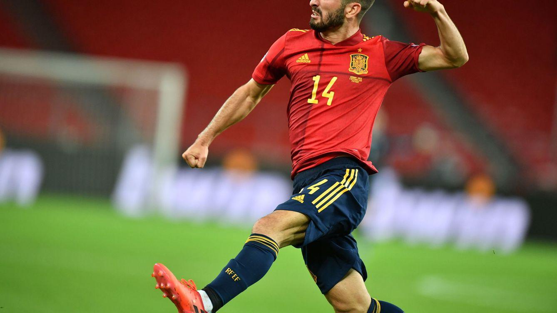 El gol a la heroica de Gayà refleja el hambre que tiene la España de Luis Enrique