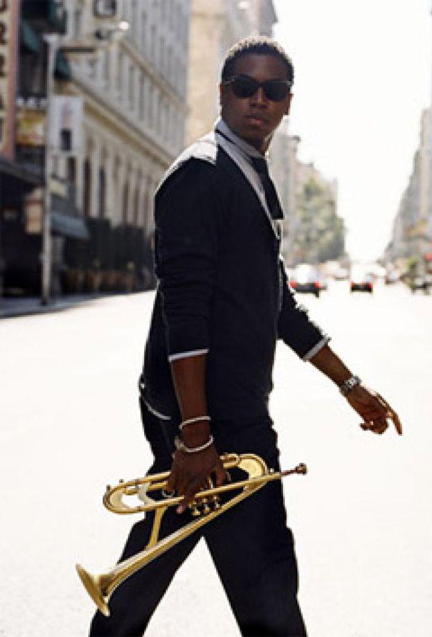 Foto: Christian Scott, un trompetista en busca del nuevo jazz