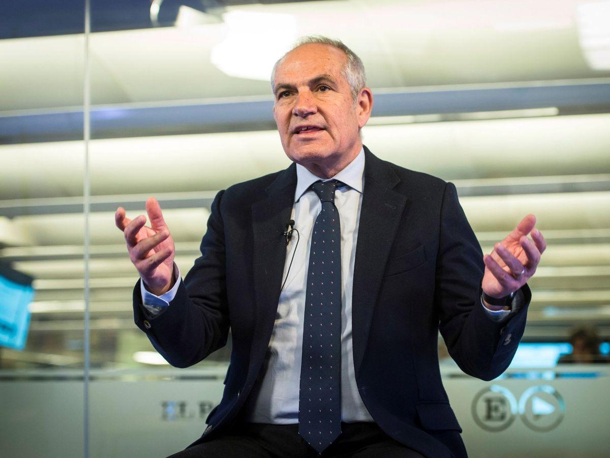 Foto: Antonio Caño, exdirector de 'El País'. (EFE)
