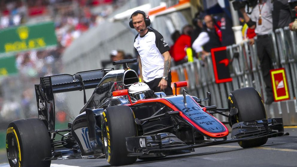 McLaren y Honda hacen historia, pero la peor nunca antes imaginada