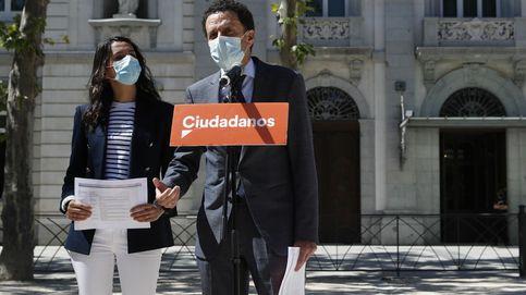 Vox y Arrimadas abren la vía legal contra los indultos al presentar los recursos en el TS