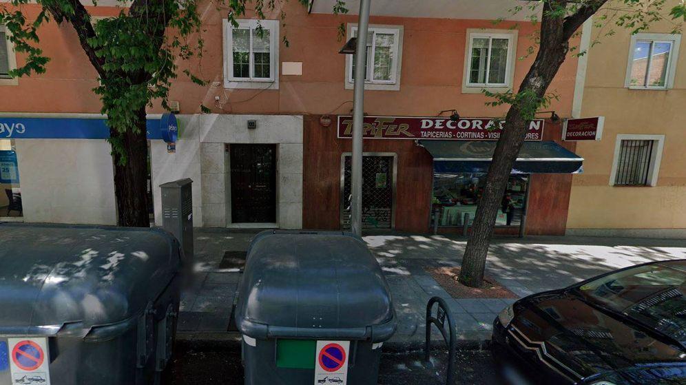 Foto: Tienda de decoración en Paseo de Extremadura número 122. (Google Maps)