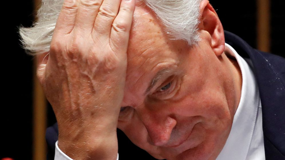 Foto: Michel Barnier. (Reuters)