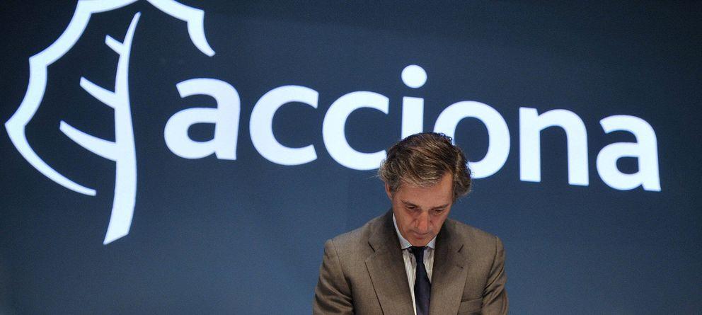 Foto: Acciona pierde un 3,5% en la semana a causa del impacto de la reforma eléctrica