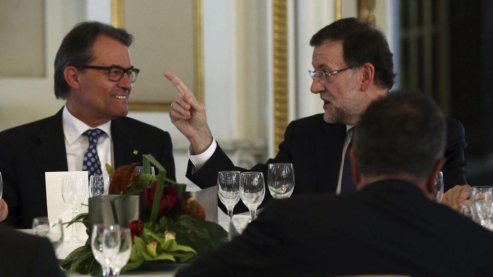 La anomalía catalana: Artur Mas gana 58.650 euros más que Mariano Rajoy