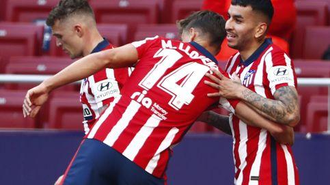 El Atlético de Madrid olvida sus fantasmas internos y liquida al Eibar sin piedad (5-0)