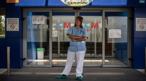 Cuatro sanitarias que 'fueron al médico'
